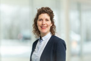 Melanie Zimmermann, M.Sc. Project Manager Ovesco Endoscopy AG und Aufsichtsratsmitglied WiBEC